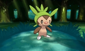 chespin_in_forest